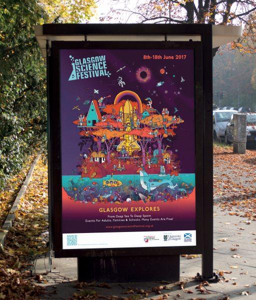 Explore! - Glasgow Science Festival