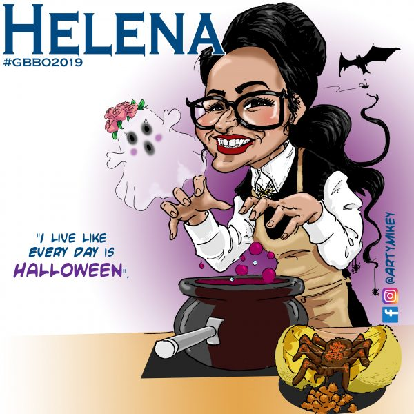 Helena Great British Bake Off 2019