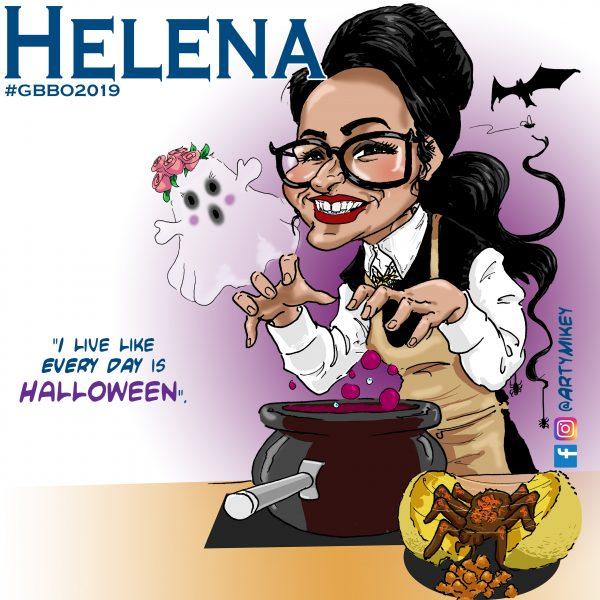 Helena GBBO 2019