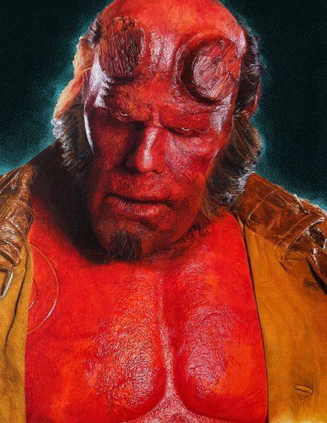 Hellboy concept