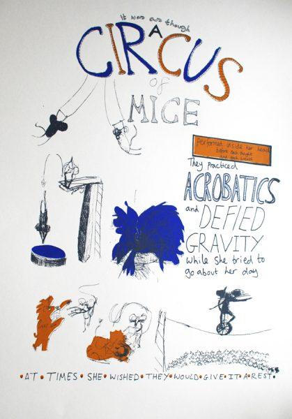 Mouse circus