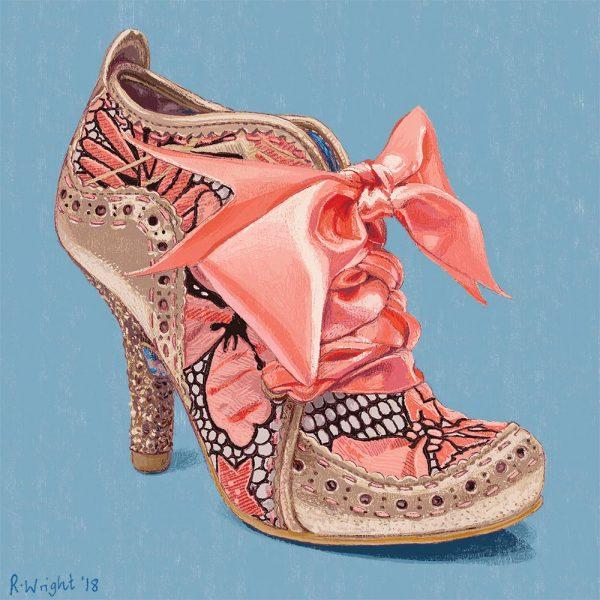 Irregular Choice shoes- Abigail's Third Party