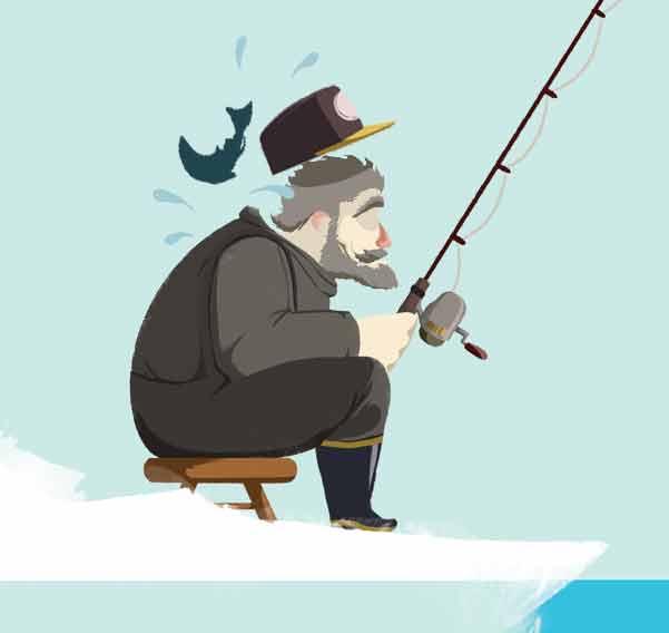 Fisherman DP