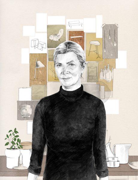 Ilse Crawford Interview- Icon Magazine