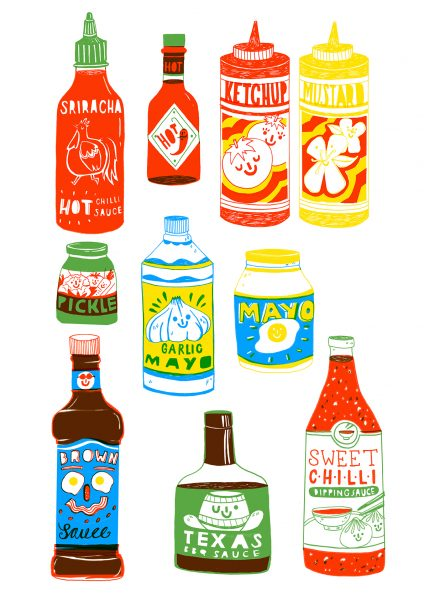 Know Your Condiments
