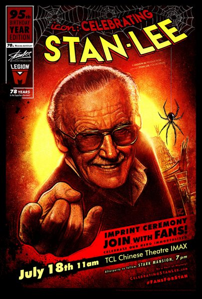 Icon: Stan Lee