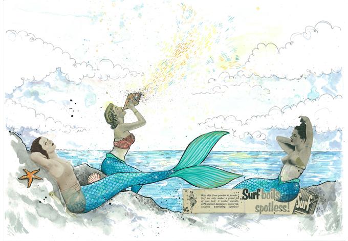 'Mermaids'