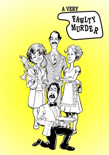 Munder Mystery Poster