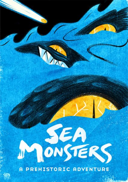 Sea Monsters, A Prehistoric Adventure