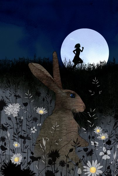 Moonlight Hare