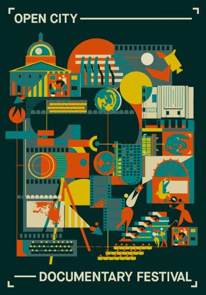 Open City Documentary Festival poster