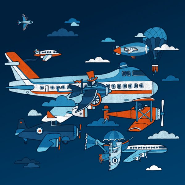 History of Aviation - Inside IP Magazine