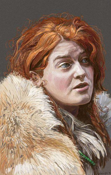 A Viking Woman