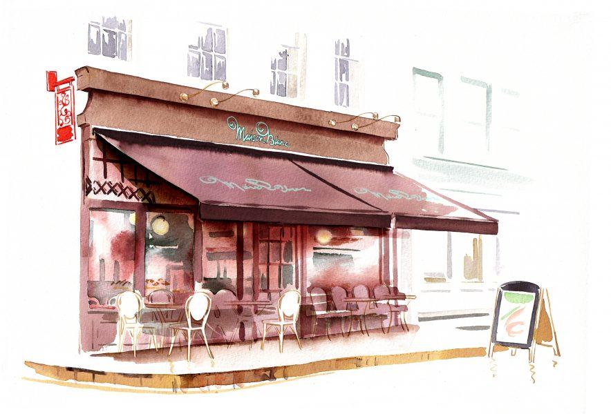 Architecture - Shop Front