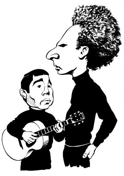Simon and Garlfunkel