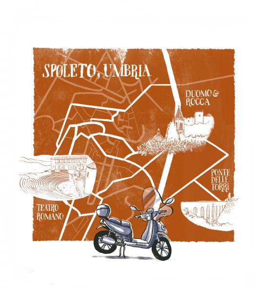 Missing Spoleto
