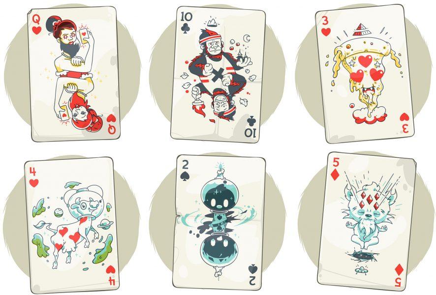 Wyrd Cards