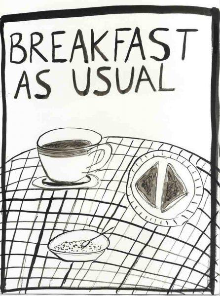 Breakfast as Usual