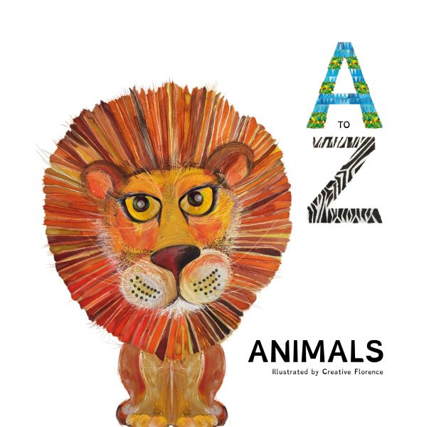 A to Z Animals Picture Book