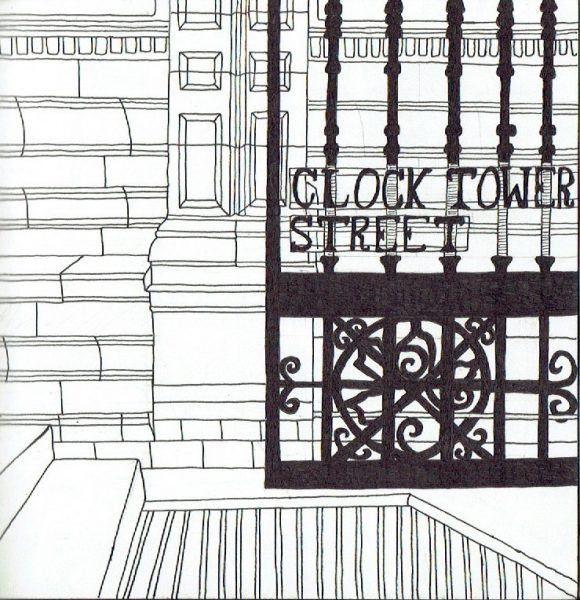 clock tower street
