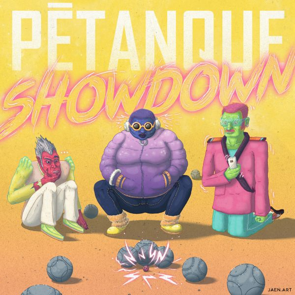 Pétanque Showdown