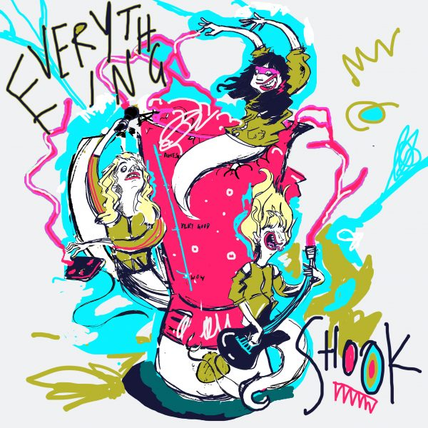 Everything Shook -Album Cover