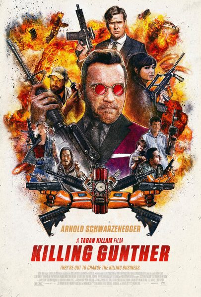 Killing Gunther Film Poster