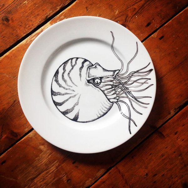 nautilus plate