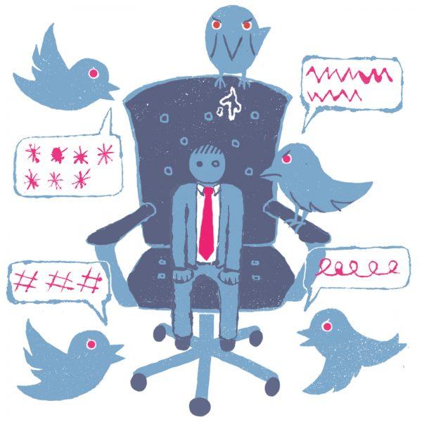 Social Media: Beware the Angry Birds