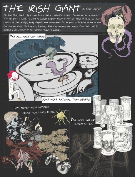 Irish Giant page 1