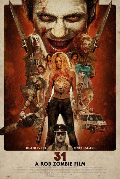 31 Film Poster
