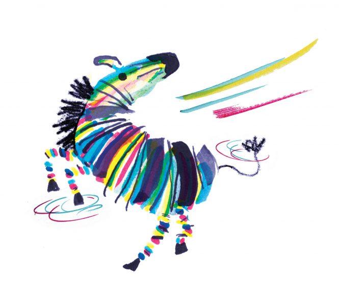 7.Zebra