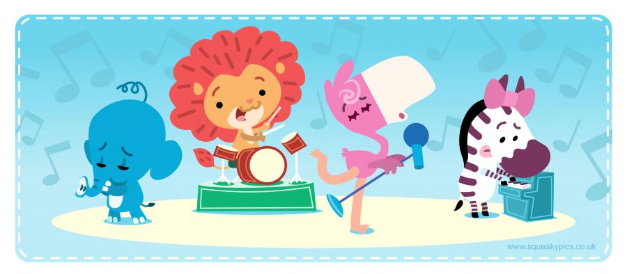 Bebop Animal Band
