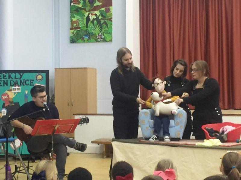 Bobble Hat School Performance