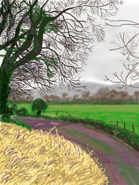 Dorset Scene