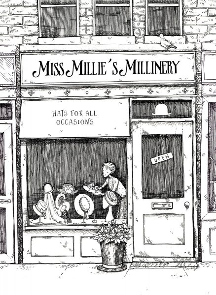 Miss Millie's Millinery