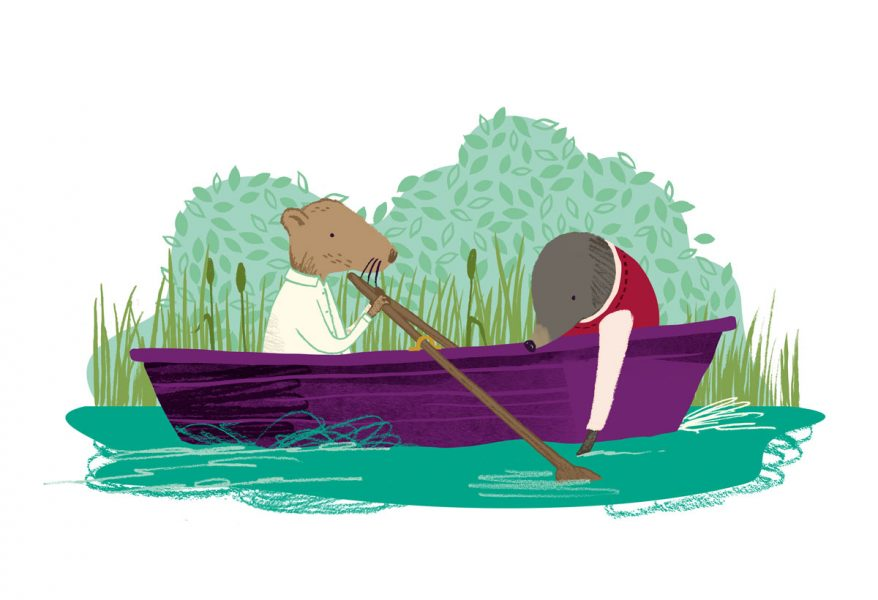 Messing About in Boats