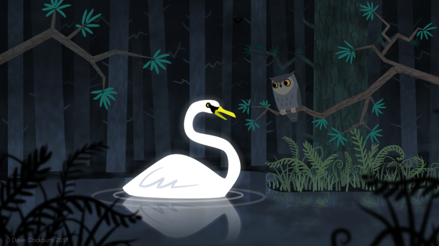 The Owl and the Swan