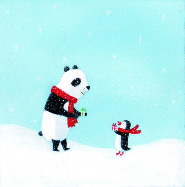 Panda & Pingu