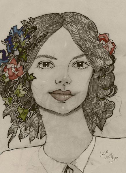 Portrait / Ethel