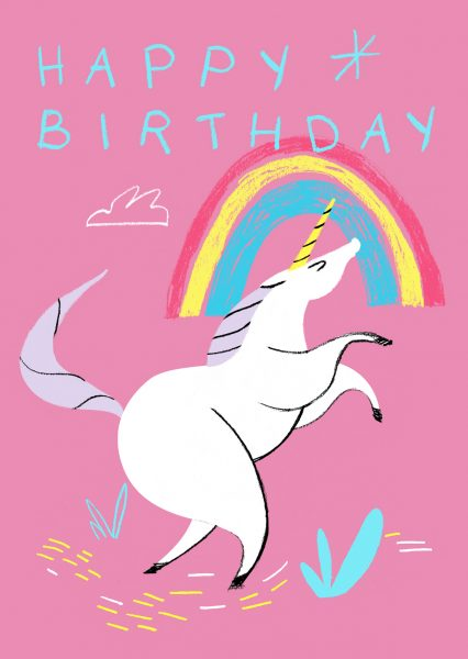 Ohh Deer Birthday cards