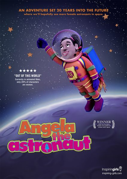 Angela the Astronaut