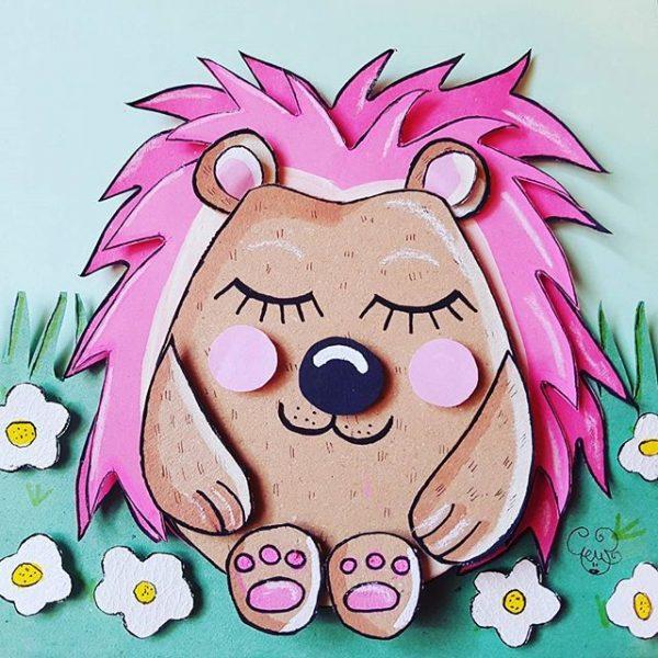 Holly the Hedgehog