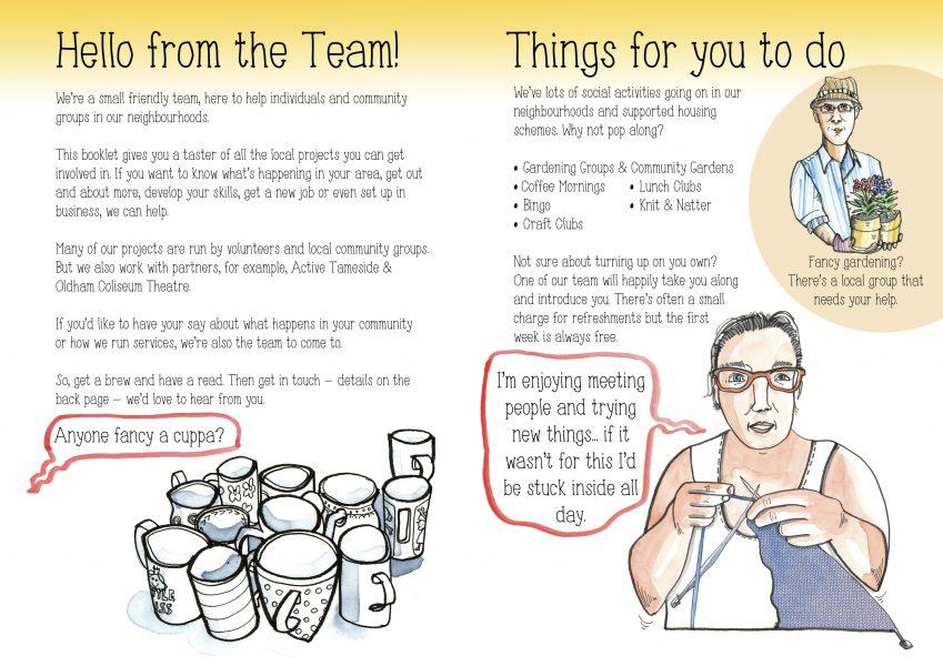 Community Development booklet