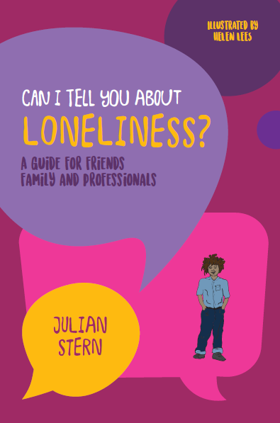 Can I Tell You About Loneliness Jessica Kingsley book illustrations cover