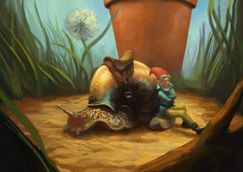 Gnome-Steed---by-Efraim-Ninsiima