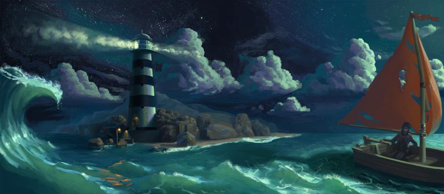 Lighthouse - Exterior - by Efraim Ninsiima