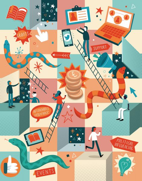 Bulletin magazine cover
