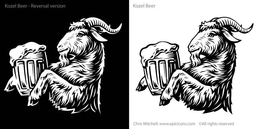 Kozel Beer