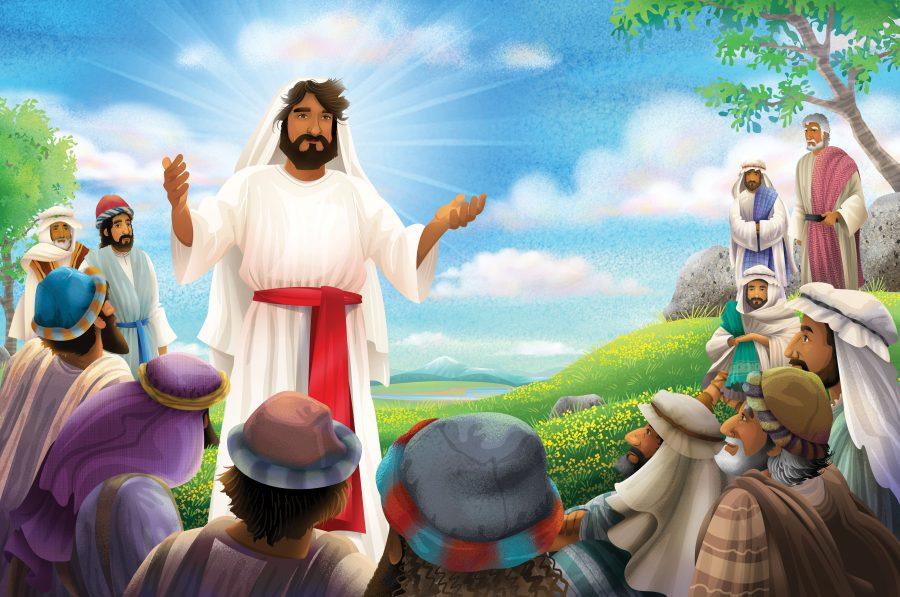 Christian Art: The Lord's Prayer